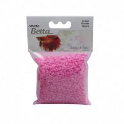 Marina Pink epoxy gravel 240g-V
