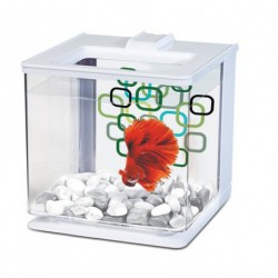 MA 2.5L EZ-Care Betta Kit - White