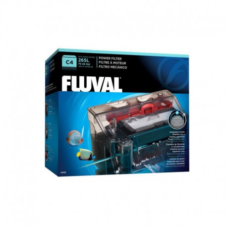 Filtre à moteur Fluval C4