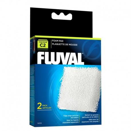 Fluval C2 Foam Pad, 2pcs-V