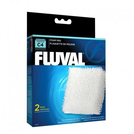 Fluval C4 Foam Pad, 2pcs-V