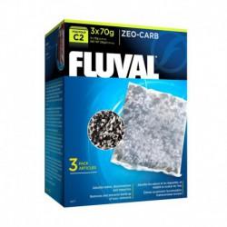 Zeo-Carb Fluval C2, 3 x 70 g (2,47 oz)-V