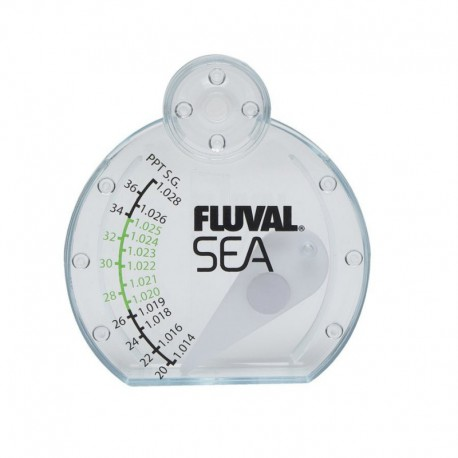 Hydromètre Fluval SEA, moyen