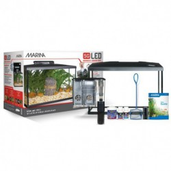 Marina 5G (5 Gal.) LED Aquarium Kit