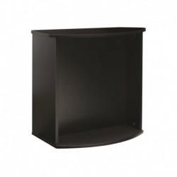 Support FL p. aq. arrond,noir,63x38x66cm