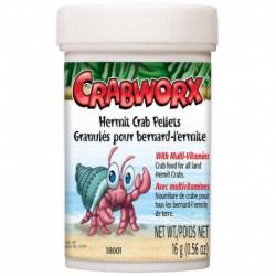 Alim granul Crabworx p/bernard-l ermit-V