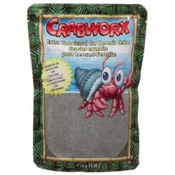 Crabworx X-Fine Grav.F/H.Crab,Blk,450g