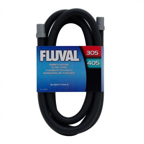 Tuyau strié pour filtres FL 306/7,406/7