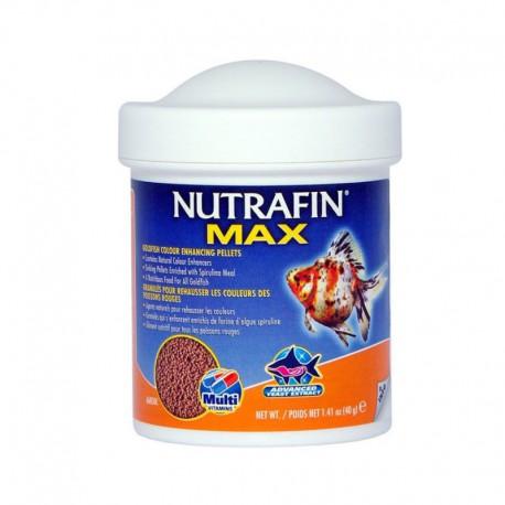Gran. NutMax/reh. coul. pois.roug, 40g-V