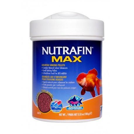 Gran.NutMax s¿enf.pr PoisRoug, P, 100g-V