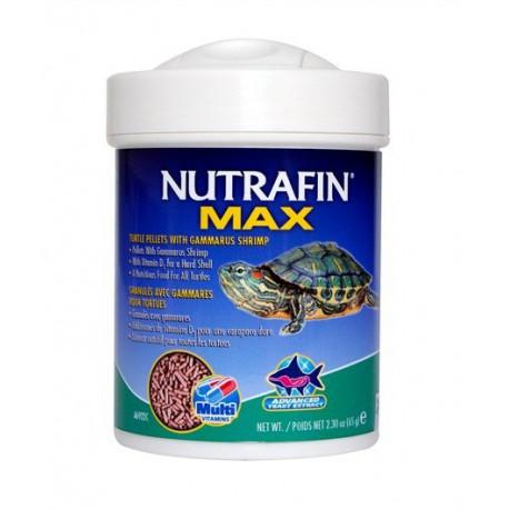 Gran.NutrMax gammares pr tortues, 65 g-V