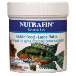 N.F. Cichlid Food, Pint 85G-V