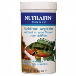 N.F. Cichlid Food, Quart 170G-V