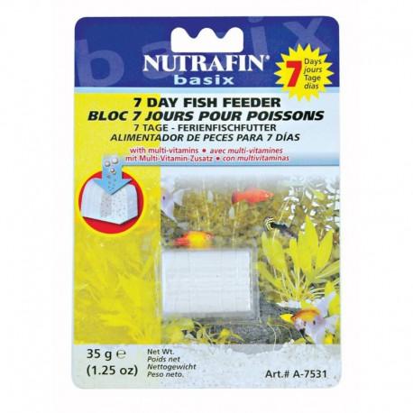 Bloc-7 jours Nutrafin trésor p.poisson-V