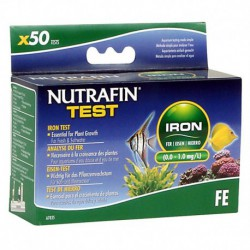 FL Iron 50 Tests-V