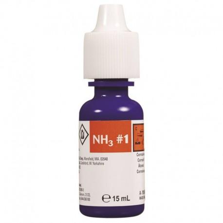 Rech.D/Reac.1 D/Ammoniaque 15Ml