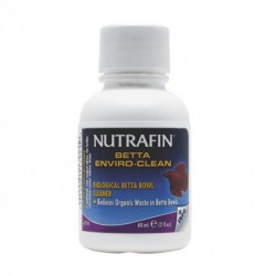 Betta Enviro-Clean Nutrafin, 60 mL-V