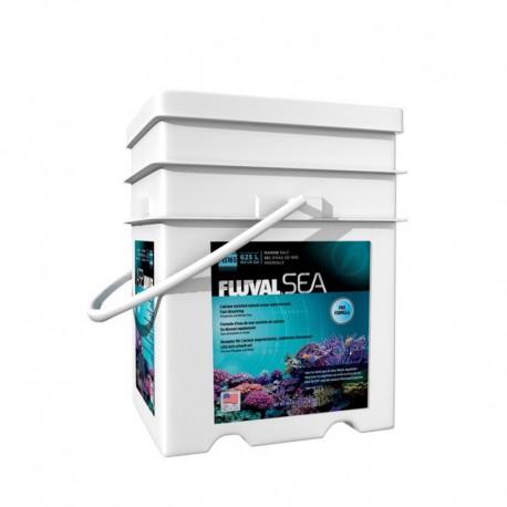 Sel d¿eau de mer FL Sea/22,5 kg/625 L FLUVAL Produits Traitements