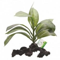 Tige d¿anubias FL, 17 cm (7 po)/Racines FLUVAL Plantes Artificielles
