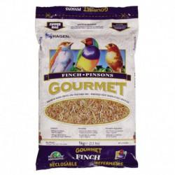Finch Gourmet Mix 1kg-V
