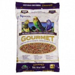 Gourmet Parakeet Seedmix 1kg-V