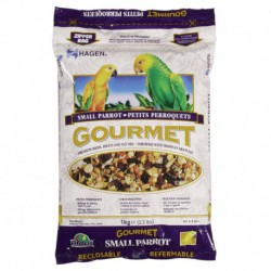 Gourmet Small Parrot Mix 1kg-V