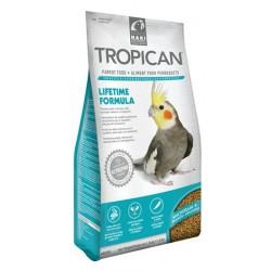 Tropican Lifetime Grnles Cockatiel 1.8kg