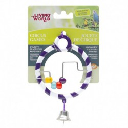LW Circus Toy, Abacus, Purple