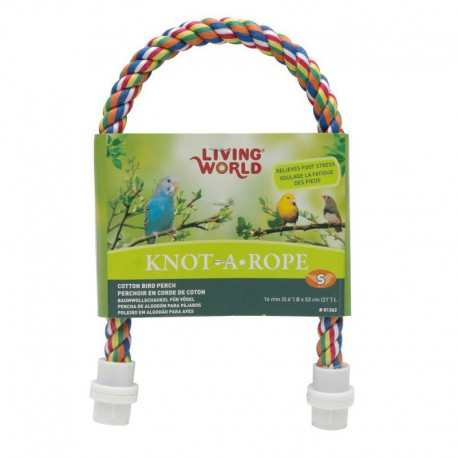 LW Perch.E/Cot.21in- 16mm-V LIVING WORLD Accessoires Divers