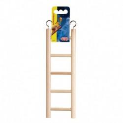 LW Wooden Ladder W/5 Steps-V