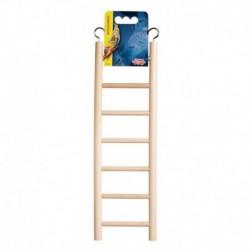 LW Wooden Ladder W/7 Steps-V
