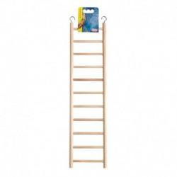 LW Wooden Ladder W/11 Steps-V