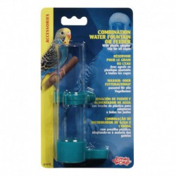 LW Combination Water or Seed Feeder,Lg-V