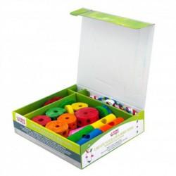 Collection jouets à créer LW, bois,M/G-V