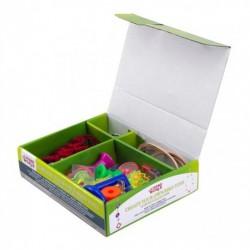 Collection de jouets à créer Living World en acrylique, pour