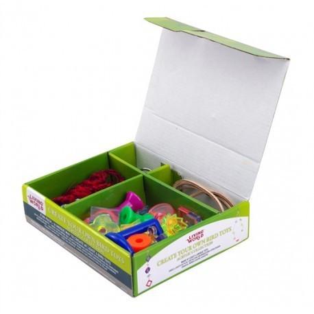 Collection de jouets à créer Living World en acrylique, pour  Jouets