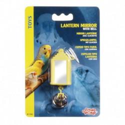 LW Lantern Mirror W/Bell-V