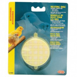 LW Nesting Disc Material Fibre