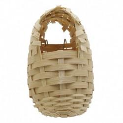 LW Bird Nest, Bamboo, Small