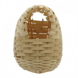 LW Bird Nest, Bamboo, Large