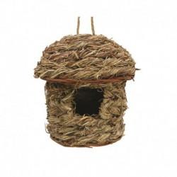LW Outside Bird Nest Orchard Grs, Hut