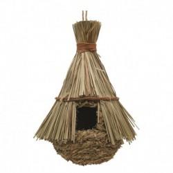 LW Outside Nest, Reed w/Grass, Hut