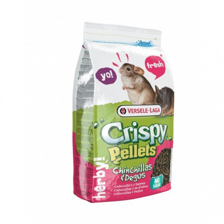 VL CRISPY PELLETS CHINCHILLAS & DEGUS 1kg