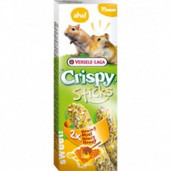 VL CRISPY STICKS HamsterGerbil Honey 2x 55g