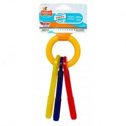 Nyla Puppy Teething Keys Small