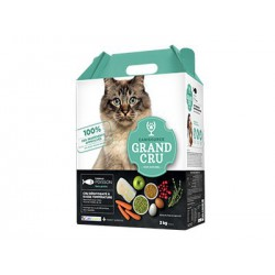 CANISOURCE CHAT NOURR. S.G. GRAND CRU POISSON 3KG