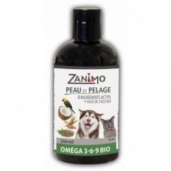 SUPPLÉMENTS Oméga 3-6-9 250ml - allergies et démangeaisons