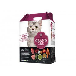 CANISOURCE CHAT NOURR. S.G. GRAND CRU VIANDE ROUGE 3KG