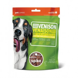 GATERIES SPIKE CHIEN CHARQUI VENAISON 3,5OZ