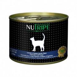 NUTRIPE CAT LAMB & LAMB TRIPE 24x185gr